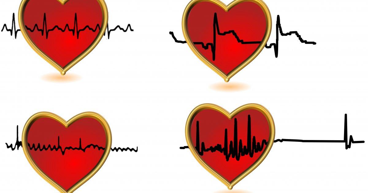 a szív magas vérnyomásának megszakításai)