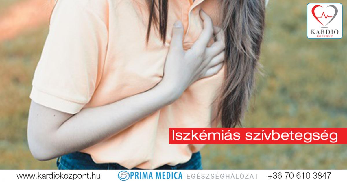 iszkémiás szívbetegség dohányzás)