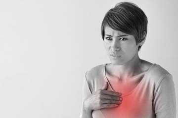 Az ősszel kiújult refluxa vagy a szíve miatt van mellkasi fájdalma?