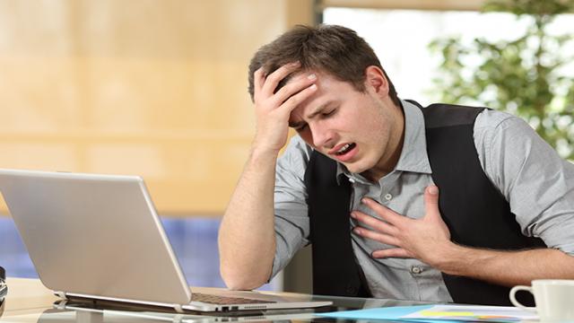Mit jelezhet a szorító mellkasi fájdalom?