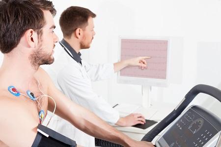 A terheléses ekg fontos része a sportkardiológiai kivizsgálásnak.